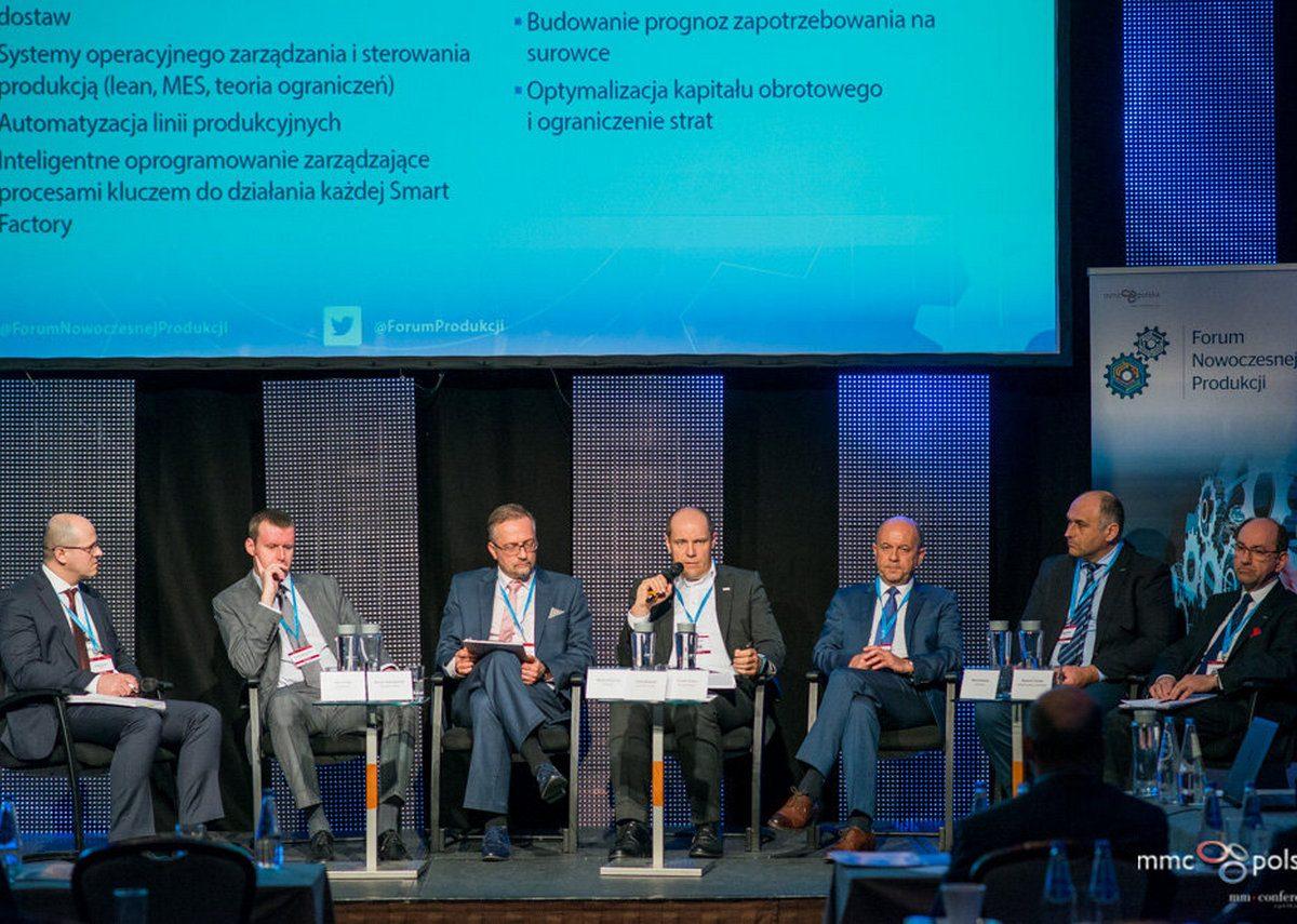 Podsumowanie III Forum Nowoczesnej Produkcji
