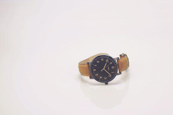 Minimalist Leather Watch - Poilish Magazine