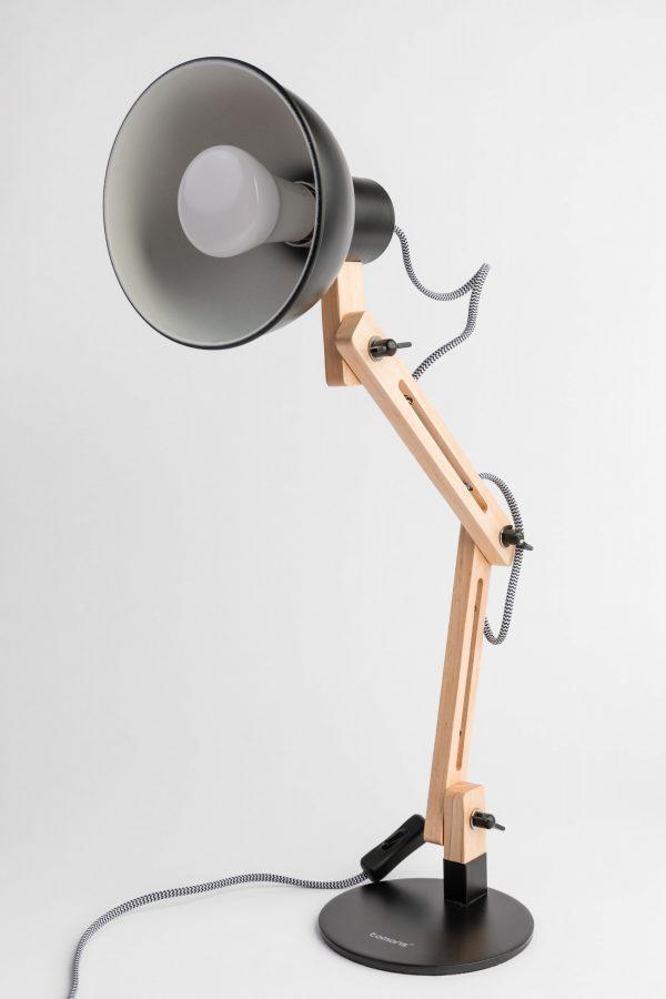 Minimalist Reading Lamp - Poilish Magazine
