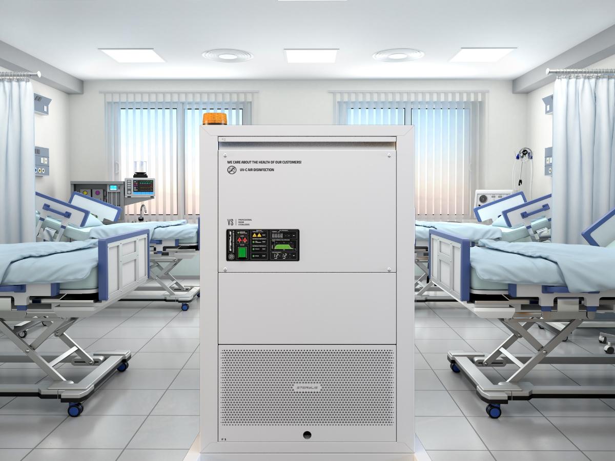 Naukowcy udowodnili, że polskie urządzenie niszczy wirusa SARS-CoV-2