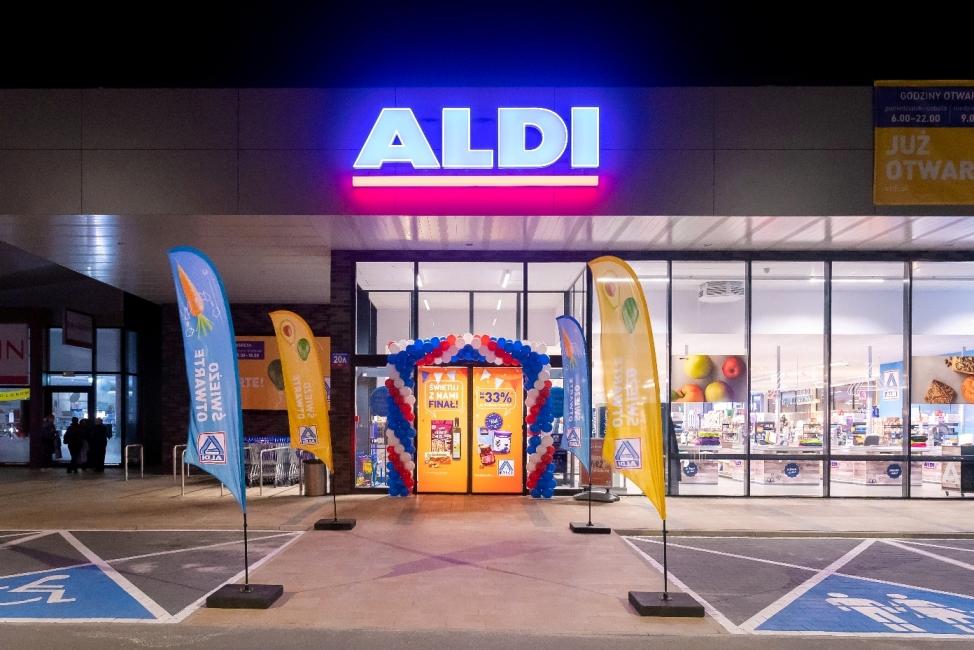ALDI do końca 2021 roku będzie dostępne w większości województw w Polsce