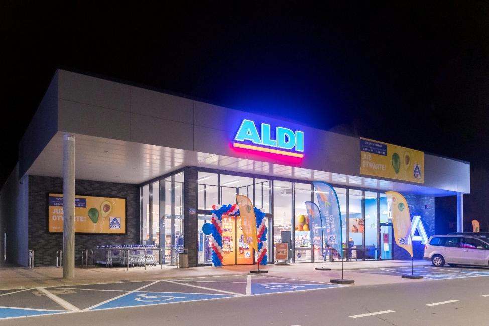Sieć ALDI konsekwentnie realizuje plan zrównoważonego rozwoju