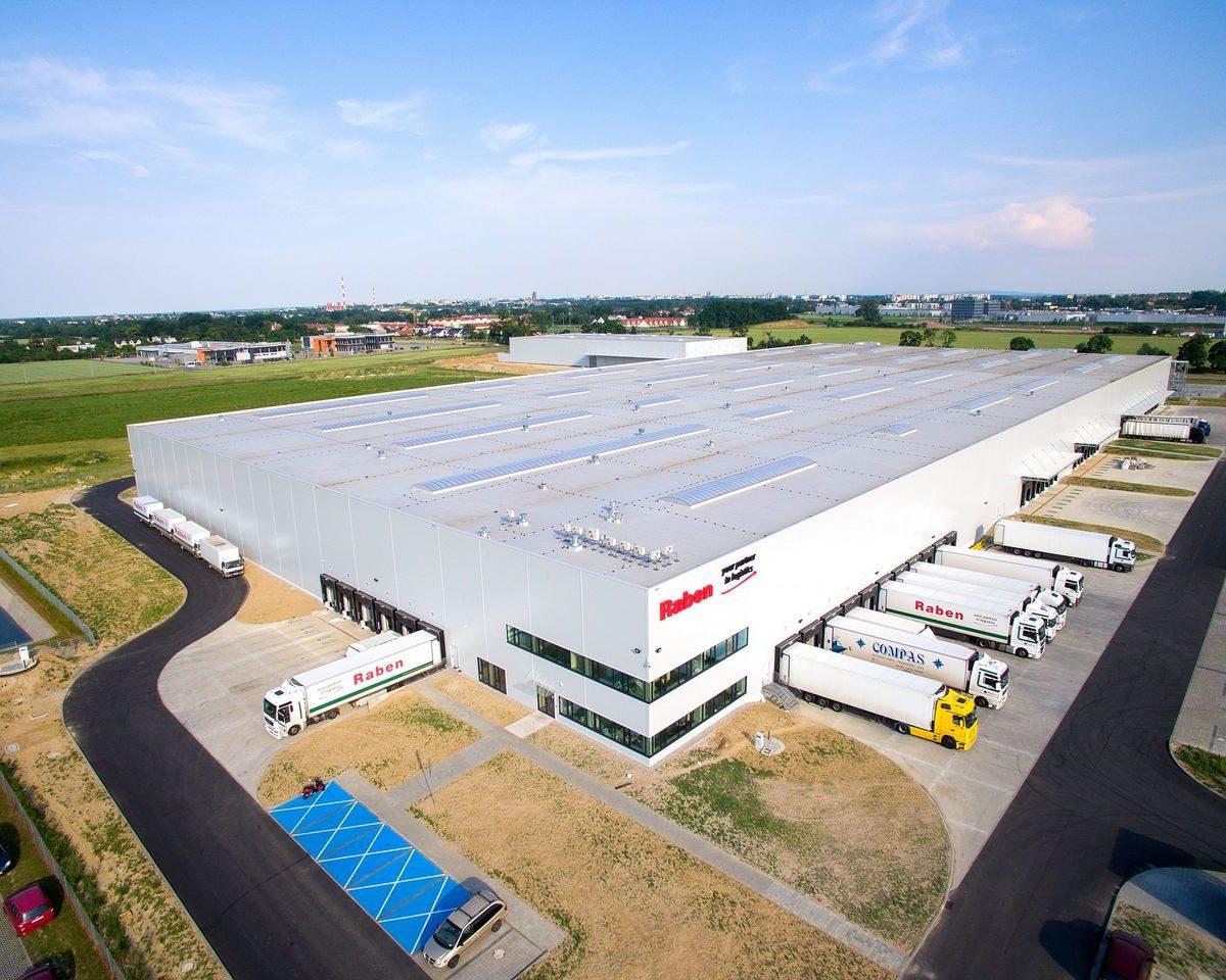CTP wybuduje sieć parków logistycznych w Polsce, w 2021 r. chce zainwesto-wać 200 milionów euro