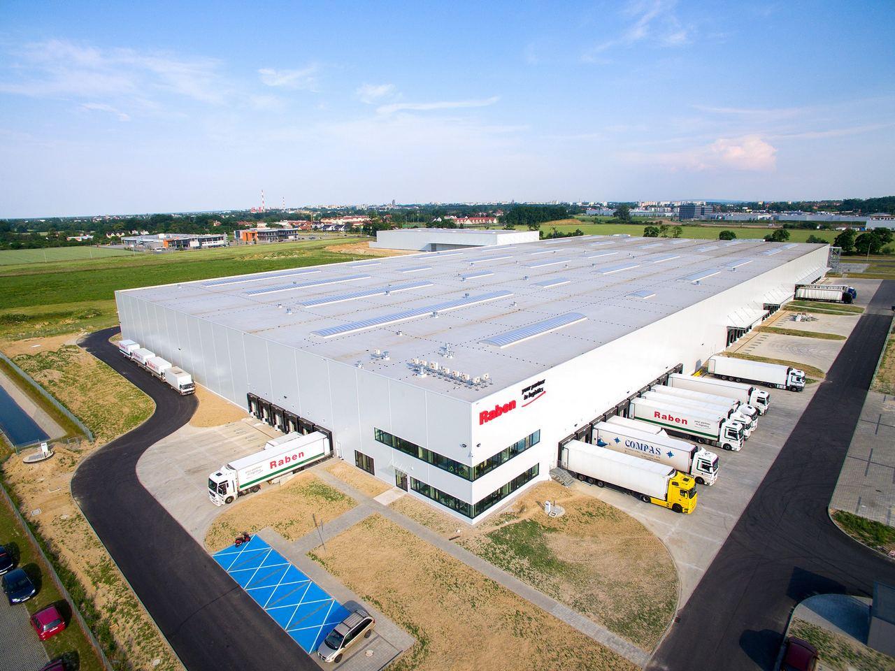 CTP wybuduje sieć parków logistycznych w Polsce, w 2021 r. chce zainwesto-wać 200 milionów euro - Poilish Magazine