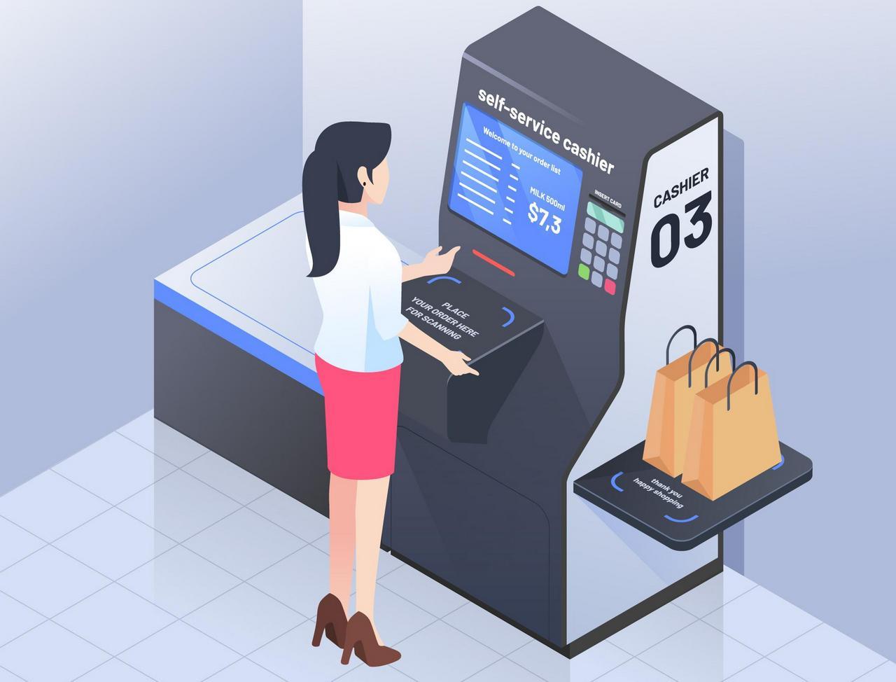 Okazja czyni złodzieja, czyli jak klienci kradną na kasach samoobsługowych? - Poilish Magazine