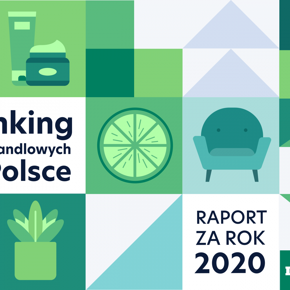 Ranking sieci handlowych Listonic – które marki Polacy wybierali najczęściej w 2020 roku?