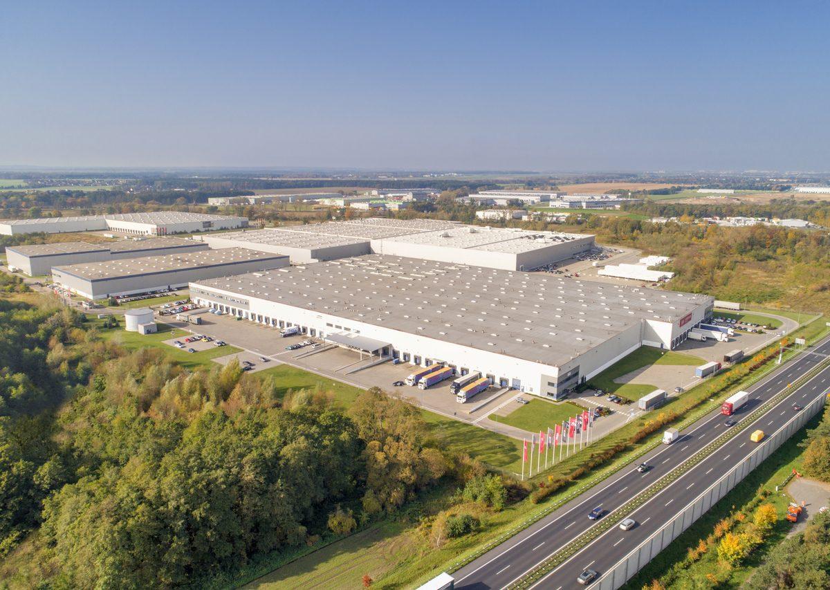 Blisko dwa razy więcej powierzchni magazynowej dla Logista Polska w SEGRO Logistics Park Poznań, Gądki