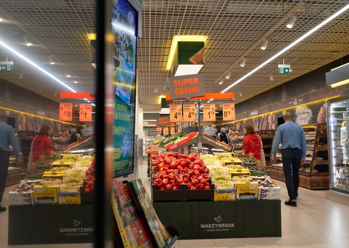 Biedronka otworzy w Polsce kolejne 100 nowych sklepów