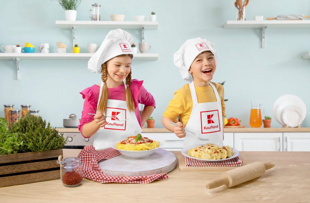 Kaufland dla rodzinnego i zdrowego gotowania − teraz jako główny sponsor szóstej edycji MasterChef Junior